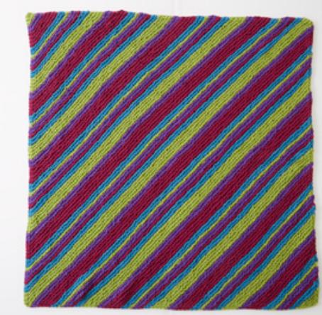 afghan stripes