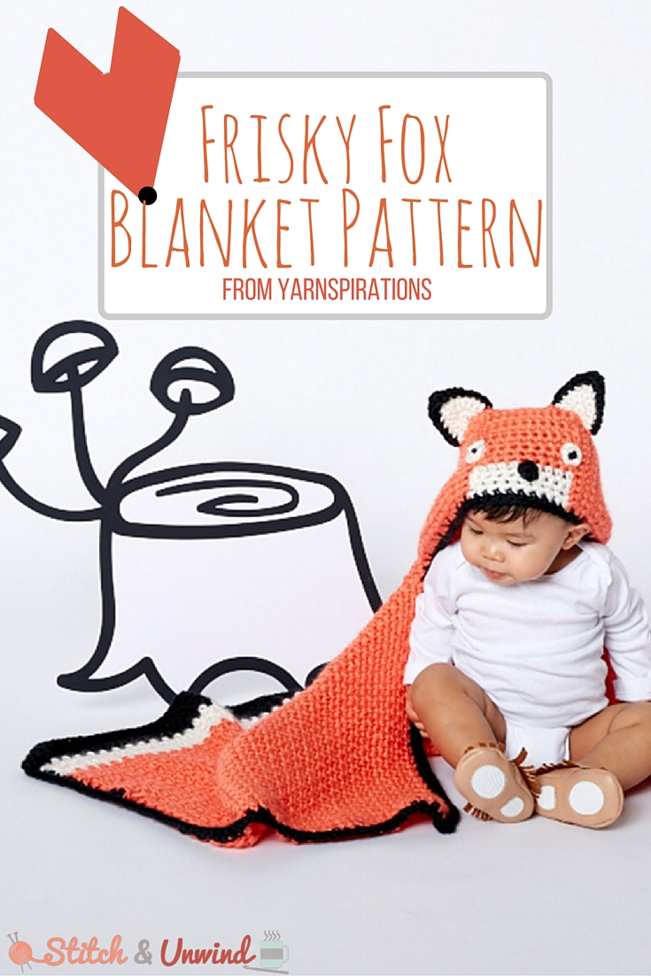 Frisky Fox Blanket Pattern