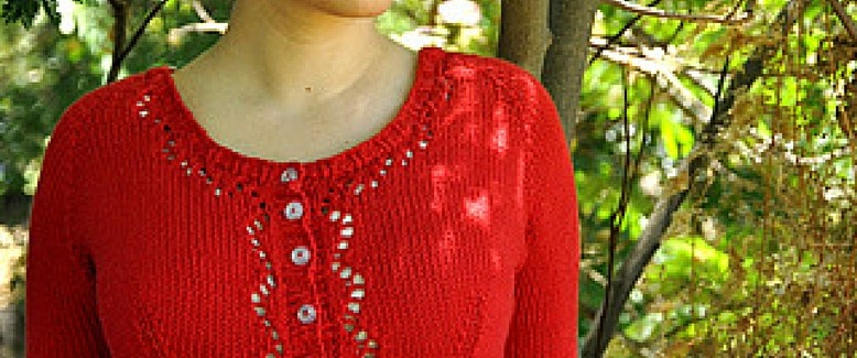 Top-Down Tops: 15 Free Knit Top Patterns