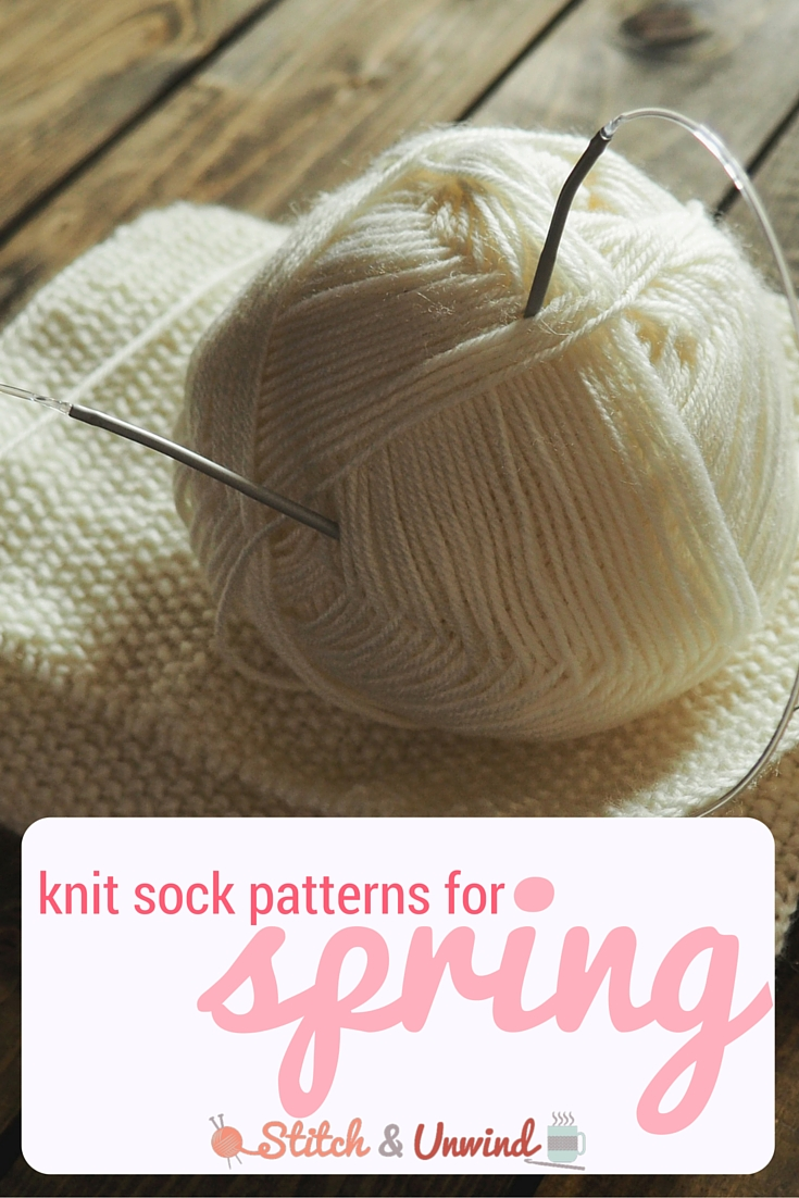 knit sock patterns
