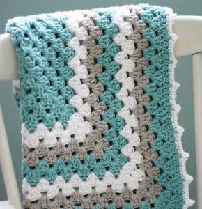 Nana's Favorite Baby Blanket