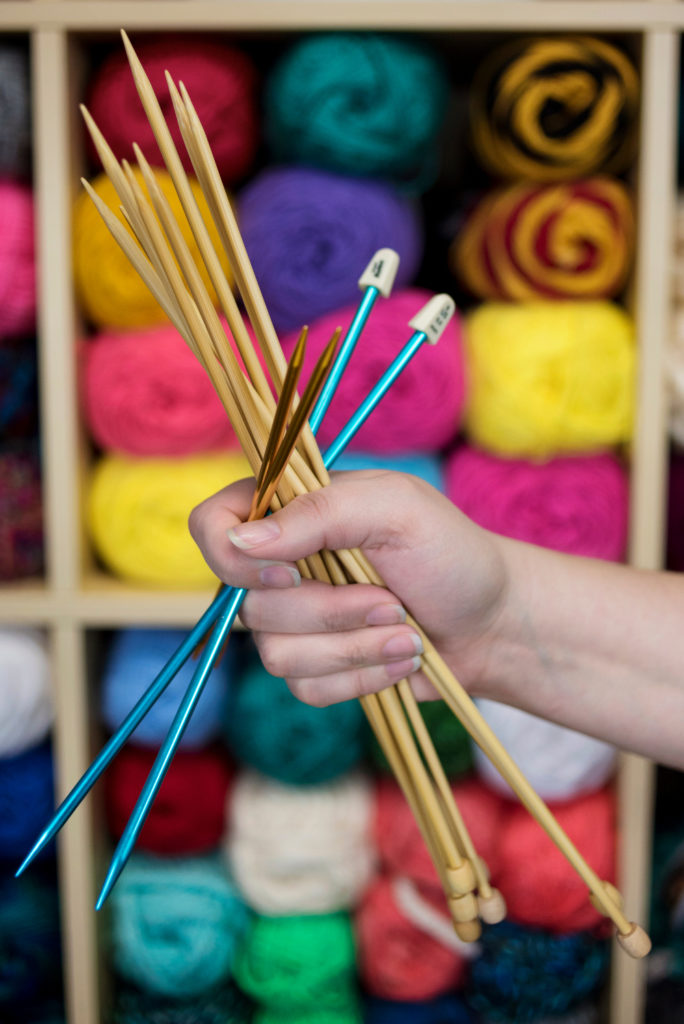 Can You Bring Knitting Needles on a Plane?