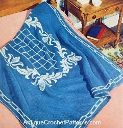Royal Splendour Afghan