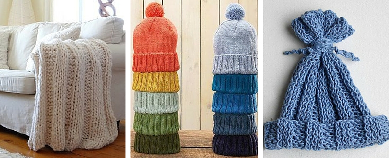 27 Knits You Can T Screw Up Easy Knitting Patterns For Beginners