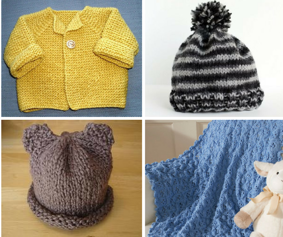 24 Baby Knitting Patterns for Fall - Stitch and Unwind