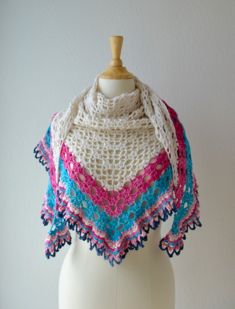10 Crochet Prayer Shawls Stitch And Unwind Shawl Patterns With Diagrams Free Pattern