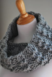 Lazy Friday Knit Cowl