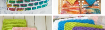 11 Dishcloth Patterns to Try New Stitches