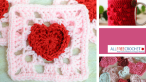 17 Easy Crochet Patterns for Last-Minute Valentine's Day Gifts