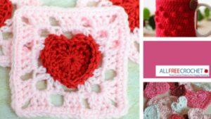 17 Easy Crochet Patterns Home