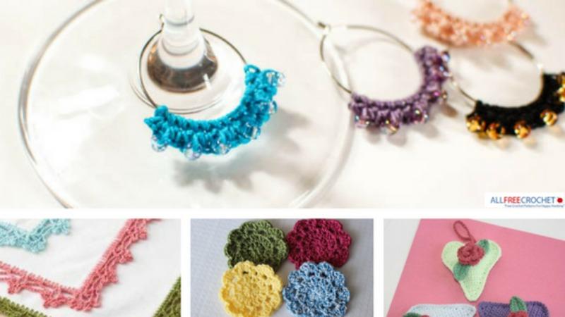 16 crochet bridal shower gift ideas stitch and unwind junglespirit Gallery