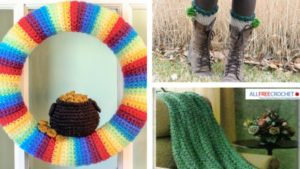 17 St. Patrick's Day Crochet Patterns You'll Love-1