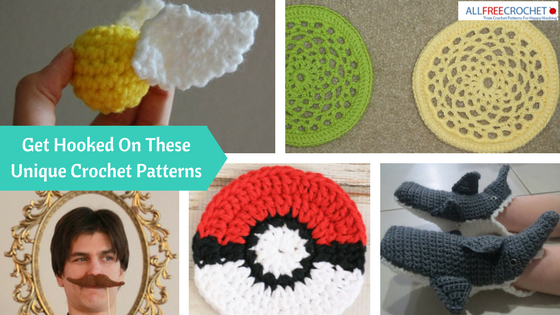 Get Hooked On These Unique Crochet Patterns
