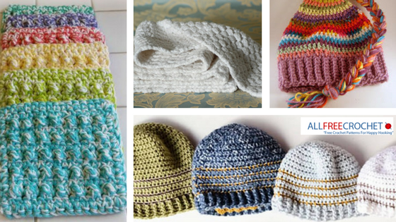 Help Others With These 18 Crochet Charity Projects