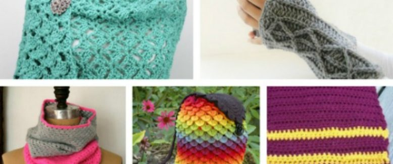 Show Off Your Fandom With Crochet Patterns