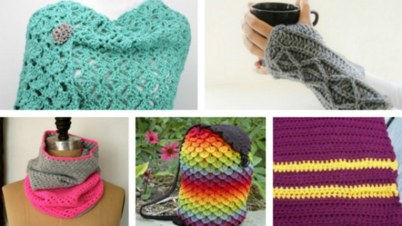 Show Off Your Fandom With Crochet Patterns Stitch And Unwind