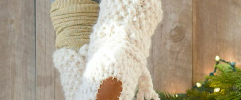 14 Sensational Knit Slipper Patterns