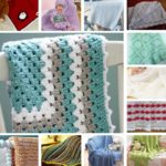 Birthstone Baby Blanket Patterns