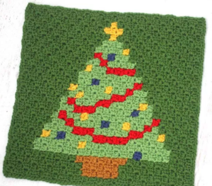 Have a Pixel Christmas: Christmas Tree