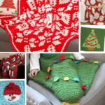 Crochet Christmas in July: Crochet Afghan Patterns