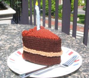 Birthday Cake Amigurumi
