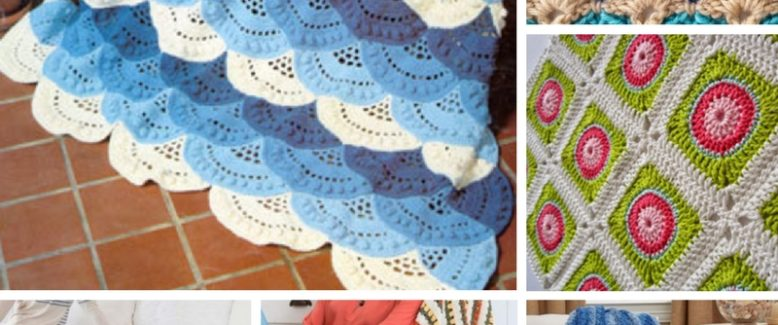 Summer Crochet Ideas: 7 Lightweight Afghan Patterns