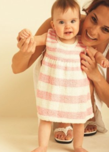 Sweet and Simple Baby Dress