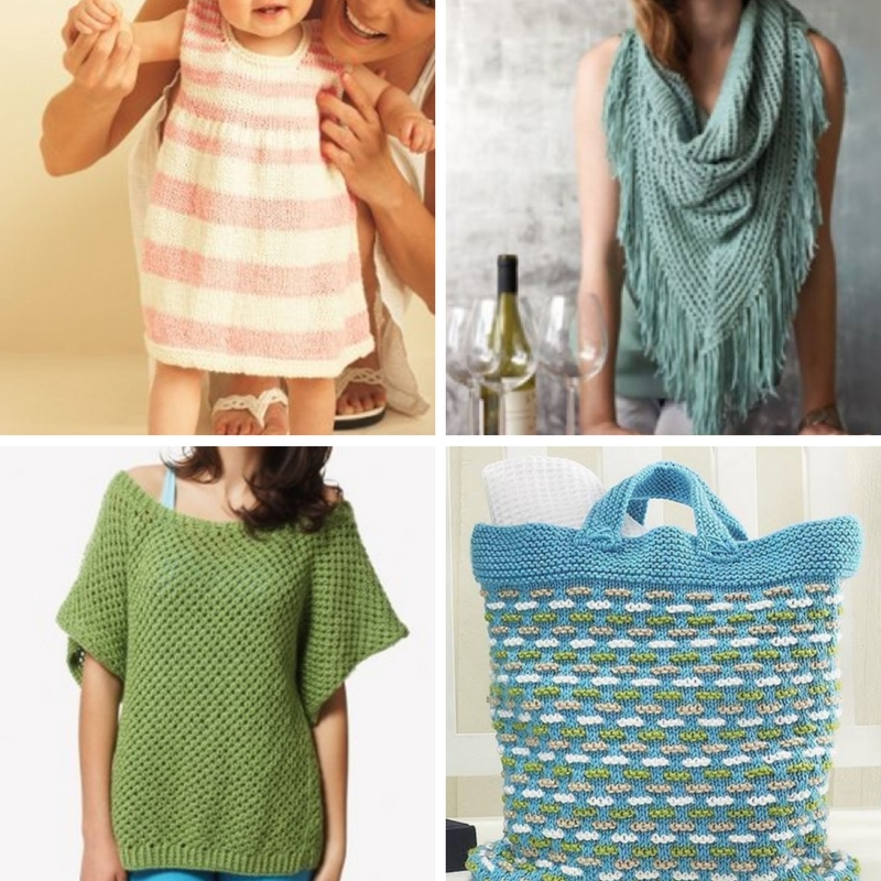 Summer Knits 24 Free Printable Knitting Patterns For Summer