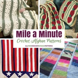 Mile a Minute Crochet