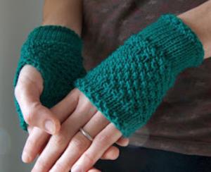 Emerald Green Handwarmers
