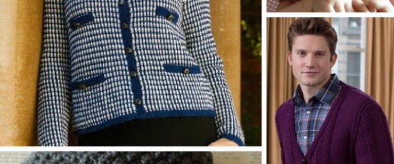 35 Free Knitting Patterns Royalty Would Love