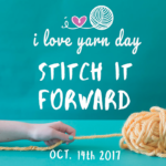 I Love Yarn Day 2017