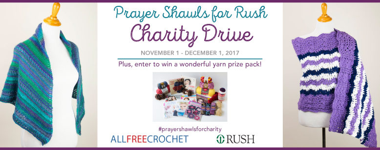 Prayer Shawls for Rush Charity Drive 2017