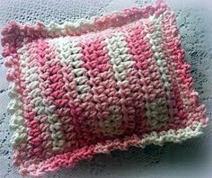 Free Crochet Rice Bag