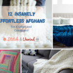 Insanely Effortless Afghans