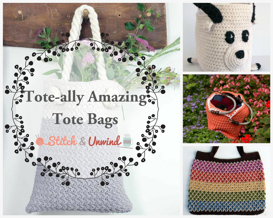 12 Tote Ally Amazing Crochet Tote Bags Stitch And Unwind