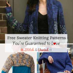 Free Sweater Knitting Patterns