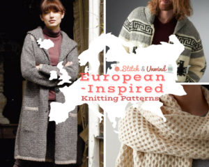 European-Inspired Knitting Patterns