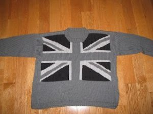 Union Jack Sweater