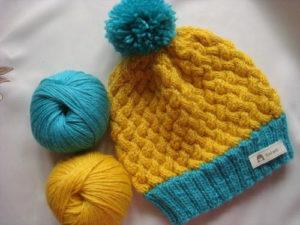 Wicker Swedish Cable Hat