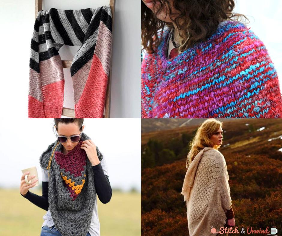 Free Shawl Patterns