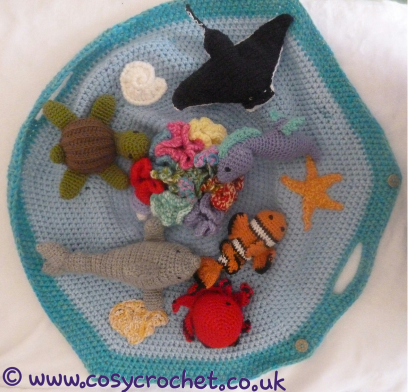 Coral Playmat