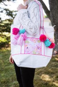 DIY Fashion Tote